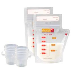 EW17242M - Ameda Store N Pour Getting Started Kit with 2 Ada