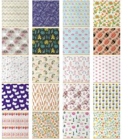 Ambesonne Fabric by The Yard Decorative Upholstery Fabric fo