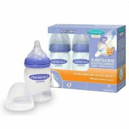 Lansinoh Feeding Bottle 5oz Triple-Pack