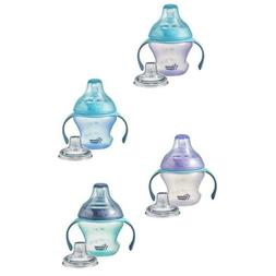 New Tommee Tippee First Sips Soft Transition Cup - Green Mod