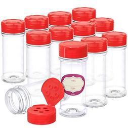 Food Storage & Organization Sets Case Of 12 Oz. Empty Plasti