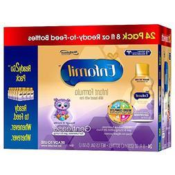 Enfamil Gentlease Infant Formula Milk-Based with Iron, Ready