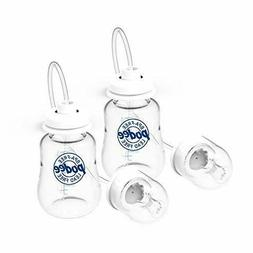 Podee Hands Free Baby Bottle - Anti-Colic Feeding System 4 o