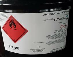 Isopropyl Alcohol 99% technical grade - 1 Gallon bottle