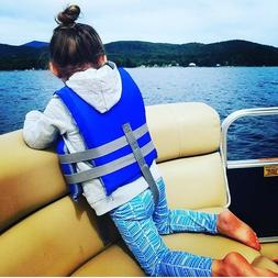 Kids + baby yoga-inspired leggings made out of recycled plas