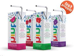 Hint Kids Water Variety Pack of 32, 6.75 Ounce Bottles Pure
