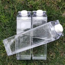 Kitchen Leakproof Creative Transparent Milk <font><b>Water</