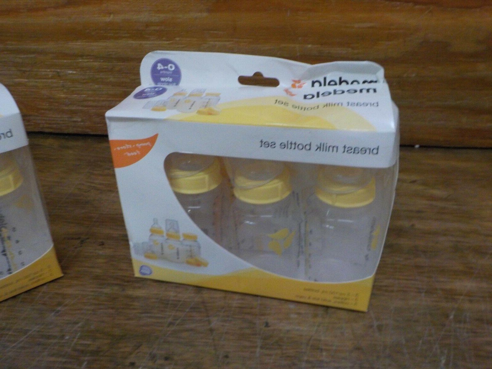 2 Breastmilk Bottle Set, 5 3 Count