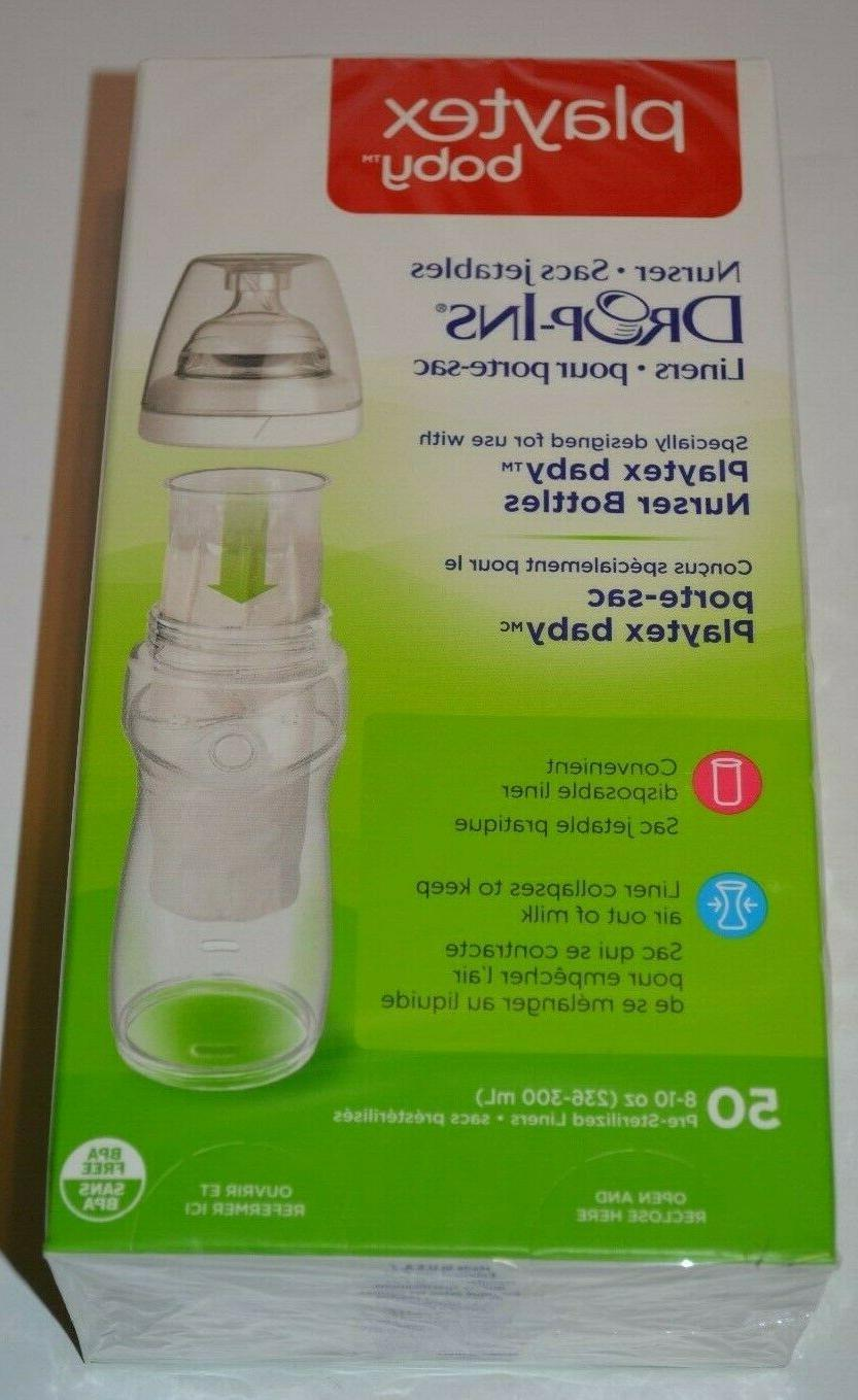 Bottle 4 50 Count Liners-