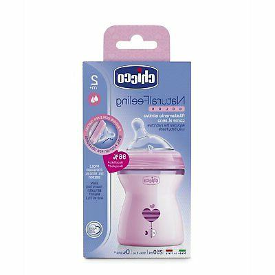 Chicco 250ml Feeding Bottle