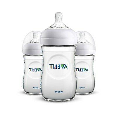 PHILIPS 3 Baby Bottles