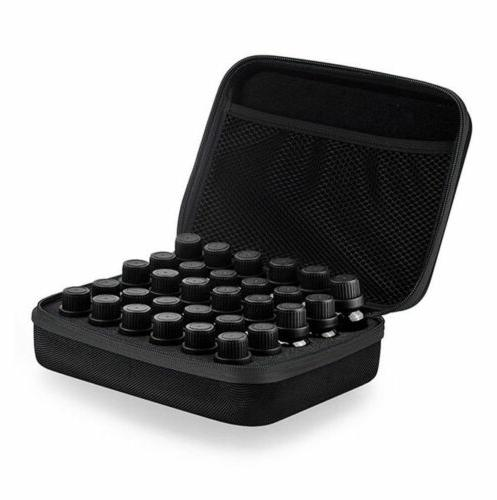 30 Bottles Essential Oil Case Carry Portable