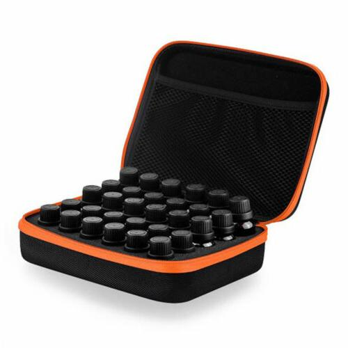 30 Bottles Case Portable Travel Holder Bag