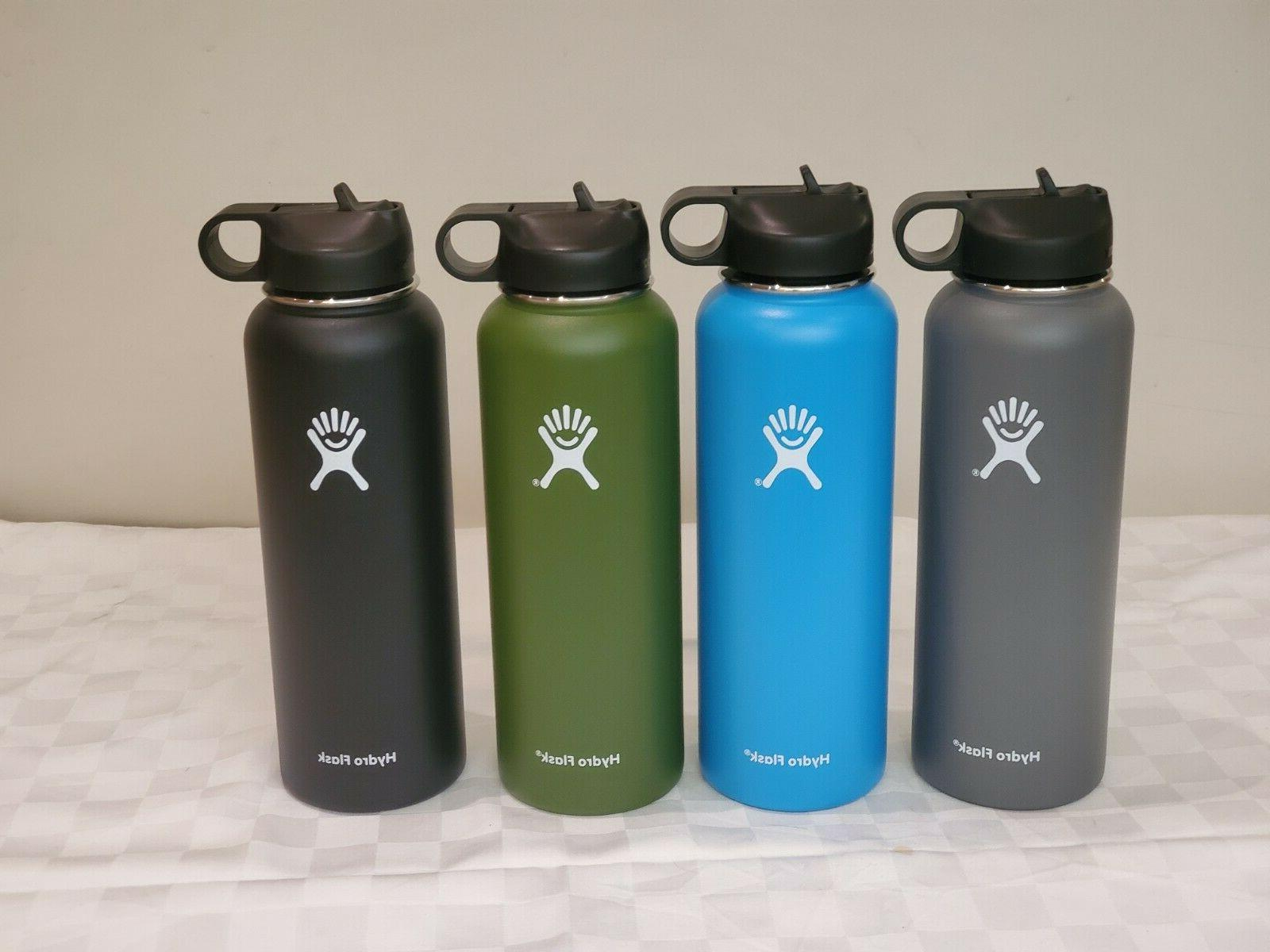 Hydro-Flask 32oz/40oz Stainless Steel with Straw paracord(sold separate