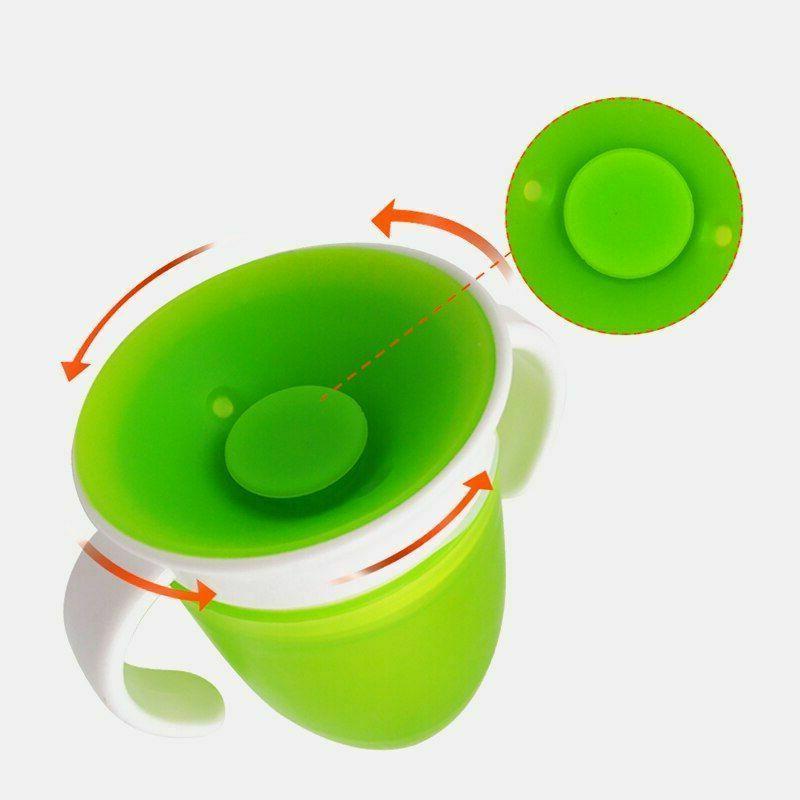360 Degrees plastic Water