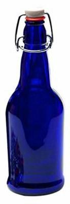 Home Brew Ohio Cobalt EZ Cap Kombucha Bottle, 32oz - 1 Bottl
