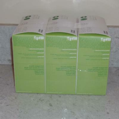 6 Nautral 8oz Bottle Green 250mL Holes