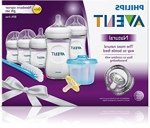 Philips Avent Natural Baby Set, SCD296/02
