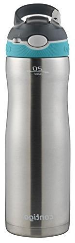 Contigo 20 oz. Ashland Chill Autospout Stainless Steel Water