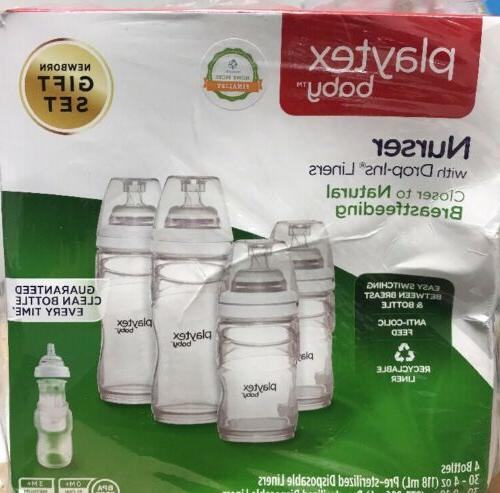 baby bottle drop ins disposable liners closer