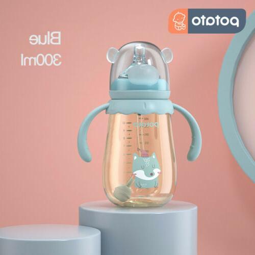 POTATO Flow Anti-Colic BPA Baby Bottles PPSU USA