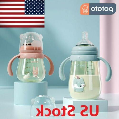 POTATO Anti-Colic BPA Baby Bottles PPSU Bottles USA