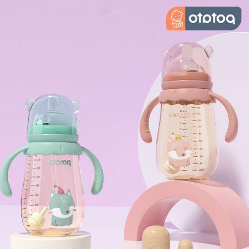 POTATO Medium BPA Baby PPSU Bottles USA