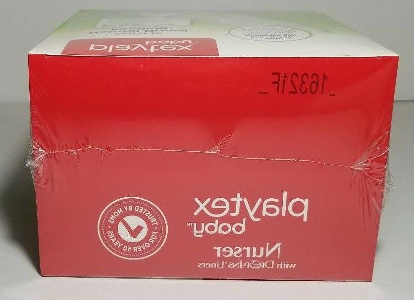 PLAYTEX NURSER Gift Set Bottles