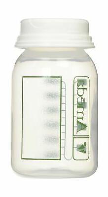 Ameda Breast Milk Storage Bottles - 4 Count
