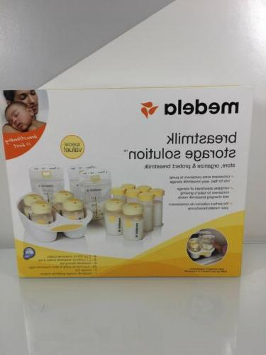 breastmilk storage solution set high quality bags