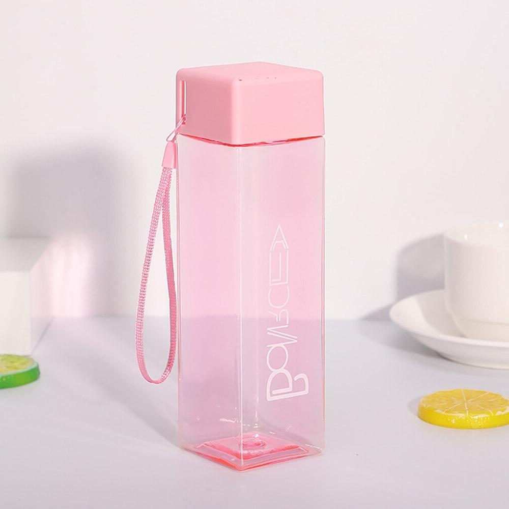 Cute Tea Fruit Cup Water Drink With Rope Sport Style Resistant Sale