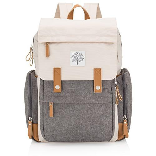 "Parker Baby with Insulated Straps -""Birch Bag"""