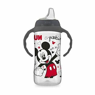 NUK Disney Minnie Mouse Large Learner Cup with Handles