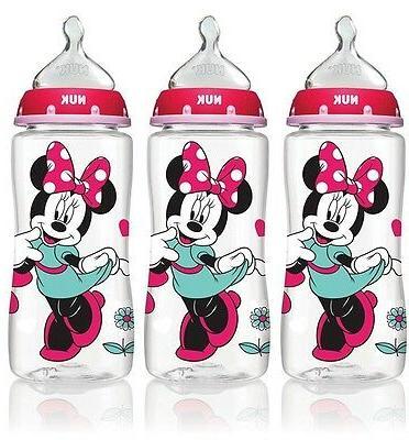 NUK Disney Orthodontic Minnie 10oz