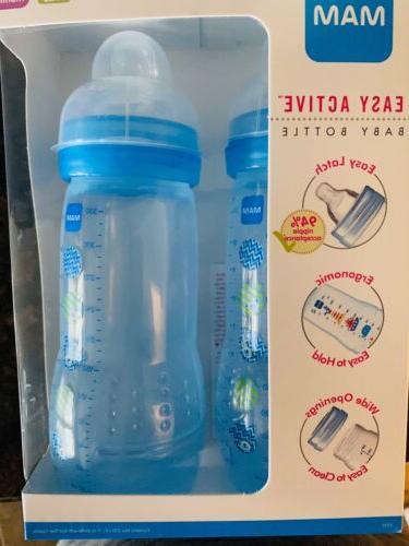 easy active bottle 11 oz 2 count