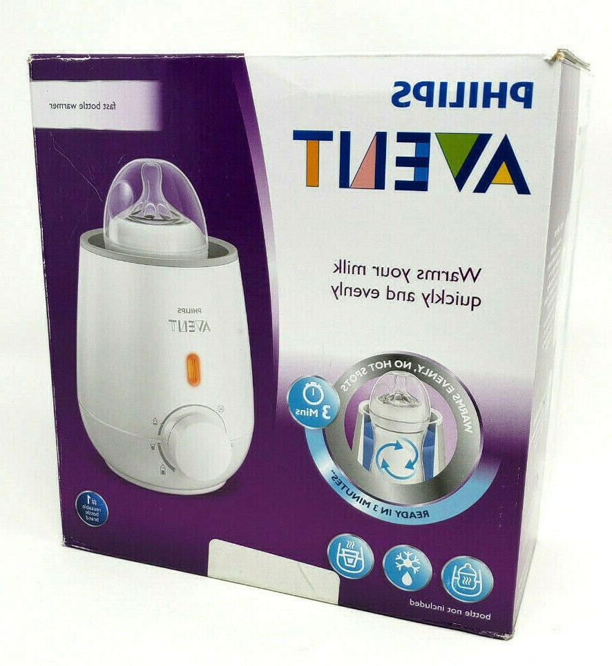 Philips Avent Fast Bottle Warmer SCF355//00