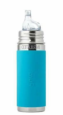 Pura Kiki Stainless Steel Baby Infant Insulated Sippy Bottle