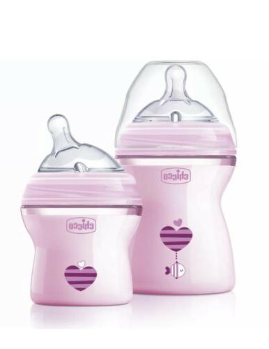 naturalfit colorific bottle slow flow baby feeding
