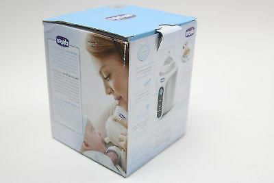 Chicco NaturalFit Digital Baby Bottle White