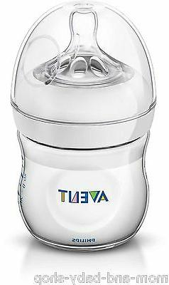 PHILIPS AVENT NATURAL BABY FEEDING BOTTLE ANTI COLIC TEAT NI