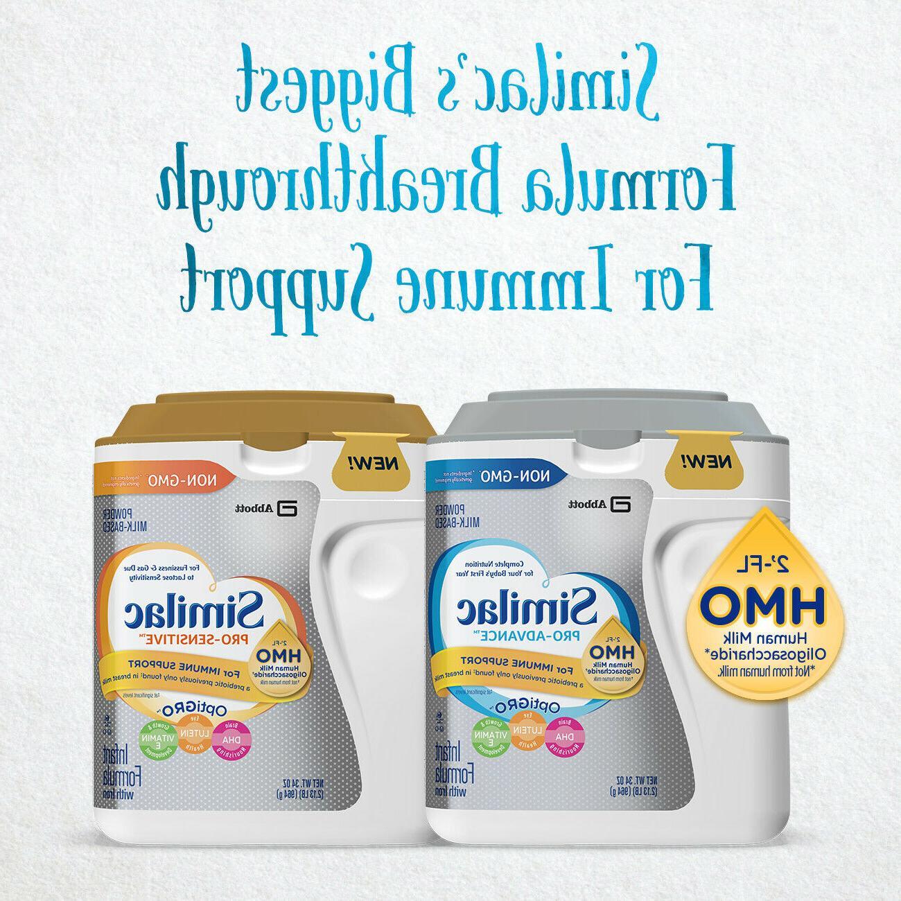 Similac Pro-Advance HMO Infant Formula mo fl ready to feed