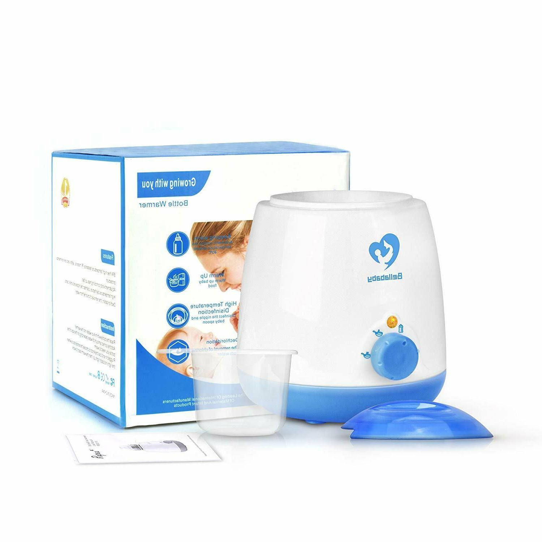 Bellababy Bottle Warmer Fast Heating Keep Warm Night Feeding Formula Warmer