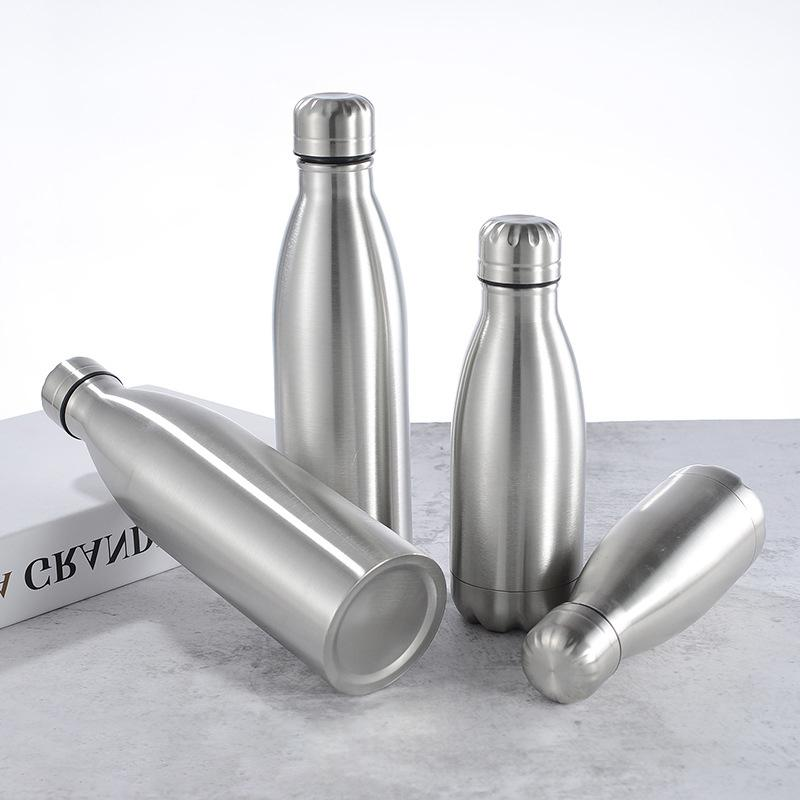 <font><b>Bottle</b></font> Flask Single Cold Water 350/500/750/1000ml