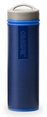 Grayl Ultralight Water Purifier & Travel Filter Bottle, 473m