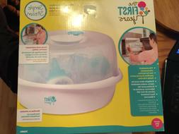 Microwave Steam Sterilizer Baby Bottles, Bottle Hygienic Cle