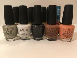 OPI Nail Polish, 0.5 oz, Many Colors- You Pick