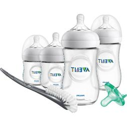 PHILIPS AVENT Natural Baby Bottle Essentials Gift Set - 0m+