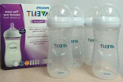 Philips Avent Natural Baby Bottles SCF016/47 4Pcs 11oz/330ml