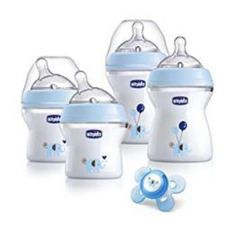 Chicco NaturalFit Bio-mimics Breastfeeding 2-Bottles 5oz-150