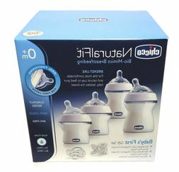 Chicco NaturalFit BPA Free Baby's First Gift Set